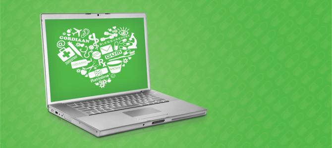 Uw vertrouwde ZorgApotheek is nu óók online bereikbaar!
