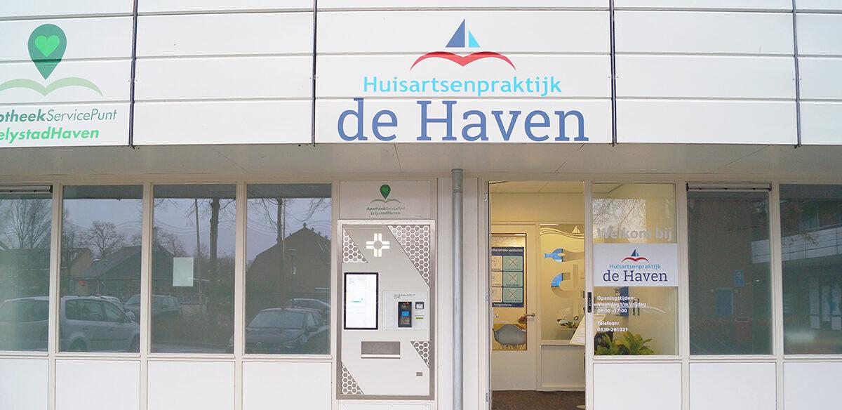 Apotheek Servicepunt Lelystad-Haven